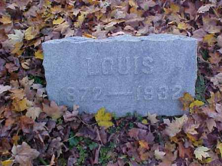 BLAETTNAR, LOUIS - Meigs County, Ohio | LOUIS BLAETTNAR - Ohio Gravestone Photos