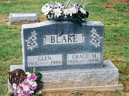 BAKER BLAKE, GRACE M. - Meigs County, Ohio | GRACE M. BAKER BLAKE - Ohio Gravestone Photos