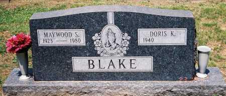 BLAKE, MAYWOOD S. - Meigs County, Ohio   MAYWOOD S. BLAKE - Ohio Gravestone Photos