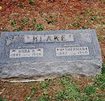 BLAKE, WILLIAM SHERMAN - Meigs County, Ohio | WILLIAM SHERMAN BLAKE - Ohio Gravestone Photos