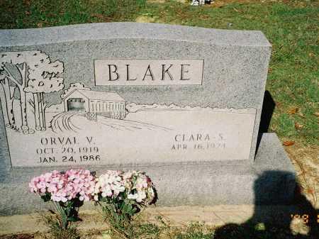 BLAKE, CLARA S. - Meigs County, Ohio   CLARA S. BLAKE - Ohio Gravestone Photos