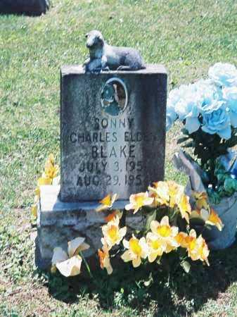 BLAKE, SONNY CHARLES ELDEN - Meigs County, Ohio | SONNY CHARLES ELDEN BLAKE - Ohio Gravestone Photos