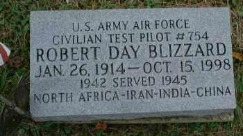BLIZZARD, ROBERT DAY - Meigs County, Ohio   ROBERT DAY BLIZZARD - Ohio Gravestone Photos
