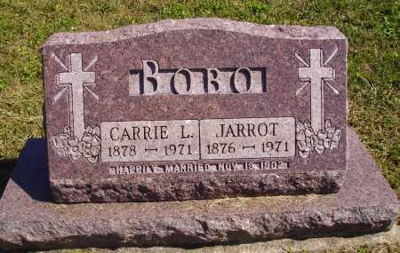 BOBO, CARRIE L. - Meigs County, Ohio | CARRIE L. BOBO - Ohio Gravestone Photos