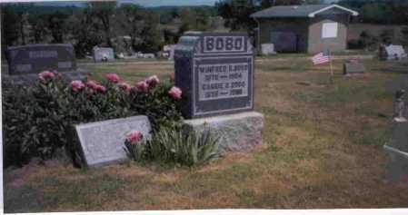 BOBO, CARRIE E. - Meigs County, Ohio | CARRIE E. BOBO - Ohio Gravestone Photos