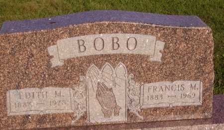 BOBO, FRANCIS M. - Meigs County, Ohio | FRANCIS M. BOBO - Ohio Gravestone Photos