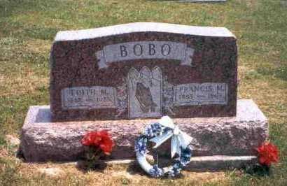 VANDYKE BOBO, EDITH M. - Meigs County, Ohio | EDITH M. VANDYKE BOBO - Ohio Gravestone Photos