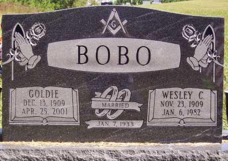 BOBO, GOLDIE - Meigs County, Ohio | GOLDIE BOBO - Ohio Gravestone Photos