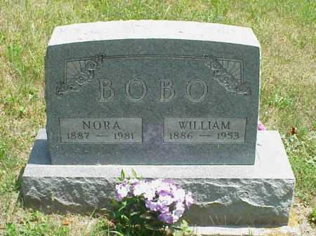 BOBO, NORA - Meigs County, Ohio | NORA BOBO - Ohio Gravestone Photos