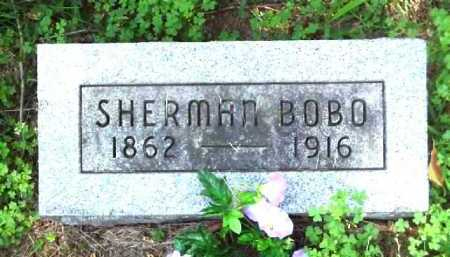 BOBO, SHERMAN - Meigs County, Ohio | SHERMAN BOBO - Ohio Gravestone Photos