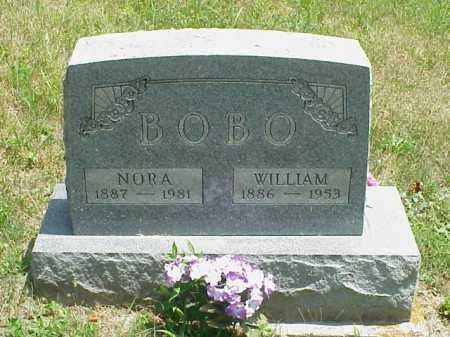 BOBO, WILLIAM - Meigs County, Ohio   WILLIAM BOBO - Ohio Gravestone Photos