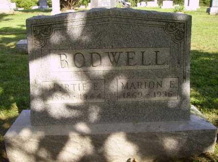 BODWELL, MYRTLE E. - Meigs County, Ohio | MYRTLE E. BODWELL - Ohio Gravestone Photos