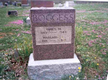 "BOGGESS, MARGARET E. ""MAGGIE"" - Meigs County, Ohio 