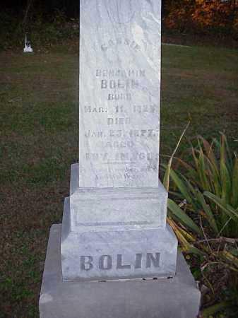 BOLIN, CASSIE - Meigs County, Ohio | CASSIE BOLIN - Ohio Gravestone Photos