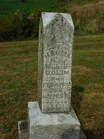 BOLIN, NAOMA - Meigs County, Ohio | NAOMA BOLIN - Ohio Gravestone Photos