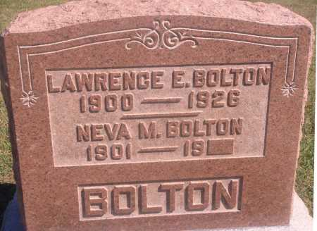 MORRIS BOLTON, NEVA SUTTON - Meigs County, Ohio | NEVA SUTTON MORRIS BOLTON - Ohio Gravestone Photos