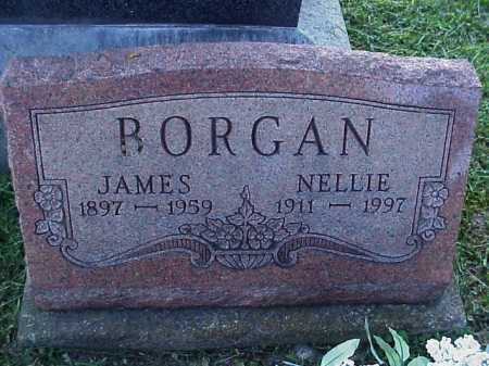 BORGAN, JAMES - Meigs County, Ohio | JAMES BORGAN - Ohio Gravestone Photos