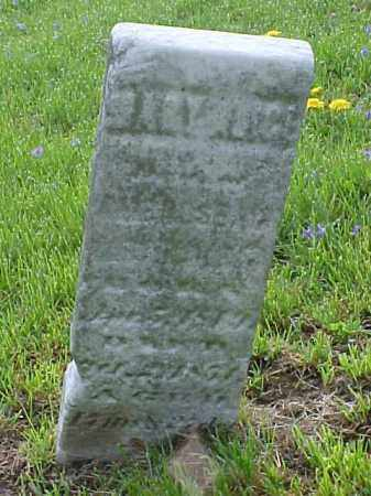 BOSLEY, MARY ALICE - Meigs County, Ohio | MARY ALICE BOSLEY - Ohio Gravestone Photos