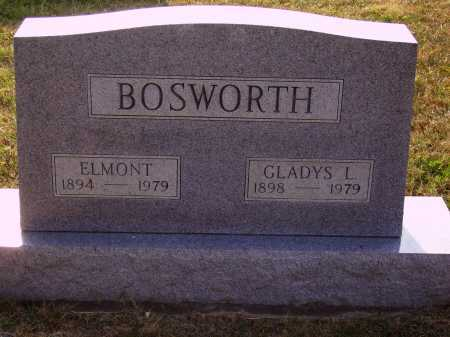 BOSWORTH, GLADYS L. - Meigs County, Ohio | GLADYS L. BOSWORTH - Ohio Gravestone Photos