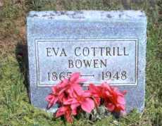 BOWEN, EVA - Meigs County, Ohio | EVA BOWEN - Ohio Gravestone Photos