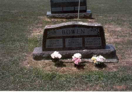 BOWEN, MYRTIE [MYRTA] - Meigs County, Ohio | MYRTIE [MYRTA] BOWEN - Ohio Gravestone Photos