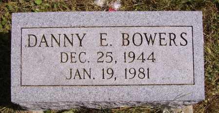 BOWERS, DANNY E. - Meigs County, Ohio   DANNY E. BOWERS - Ohio Gravestone Photos