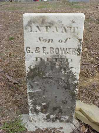 BOWERS, INFANT SON - Meigs County, Ohio   INFANT SON BOWERS - Ohio Gravestone Photos