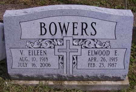BOWERS, ELWOOD E. - Meigs County, Ohio | ELWOOD E. BOWERS - Ohio Gravestone Photos