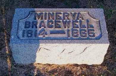 BRACEWELL, MINERVA - Meigs County, Ohio | MINERVA BRACEWELL - Ohio Gravestone Photos