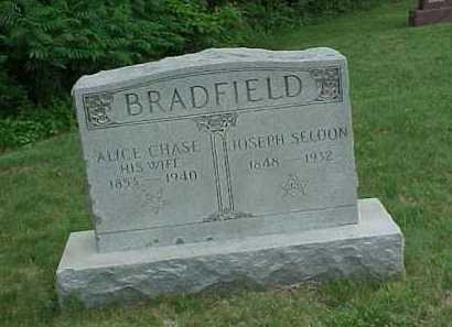 BRADFIELD, JOSEPH SELDON - Meigs County, Ohio   JOSEPH SELDON BRADFIELD - Ohio Gravestone Photos