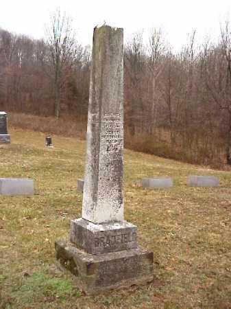 BRADFIELD, RACHEL - Meigs County, Ohio | RACHEL BRADFIELD - Ohio Gravestone Photos