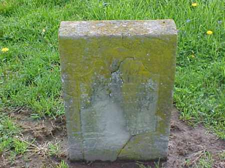 BRADFORD, NATHAN ALLEN - Meigs County, Ohio   NATHAN ALLEN BRADFORD - Ohio Gravestone Photos