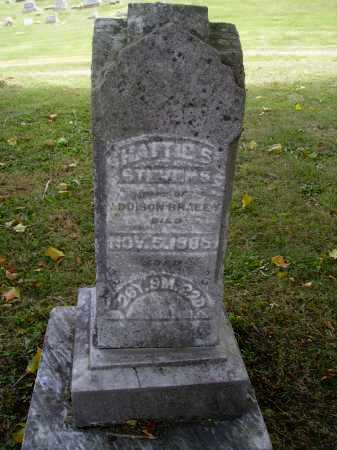 STEVENS BRALEY, HATTIE - Meigs County, Ohio | HATTIE STEVENS BRALEY - Ohio Gravestone Photos