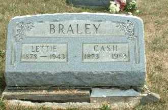 STANSBURY BRALEY, LETTIE - Meigs County, Ohio   LETTIE STANSBURY BRALEY - Ohio Gravestone Photos