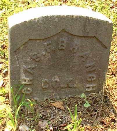 BRANCH, CHARLES F. - Meigs County, Ohio   CHARLES F. BRANCH - Ohio Gravestone Photos
