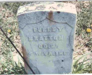 BRATTON, PURLEY - Meigs County, Ohio | PURLEY BRATTON - Ohio Gravestone Photos