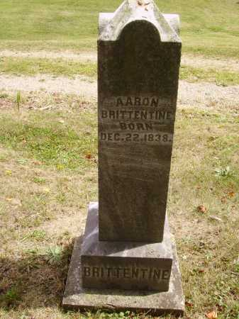 BRITTENTINE, MONUMNET - Meigs County, Ohio | MONUMNET BRITTENTINE - Ohio Gravestone Photos
