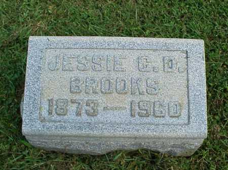 DUTTON BROOKS, JESSIE C. D. - Meigs County, Ohio | JESSIE C. D. DUTTON BROOKS - Ohio Gravestone Photos
