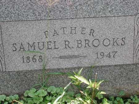 BROOKS, SAMUEL R. - Meigs County, Ohio | SAMUEL R. BROOKS - Ohio Gravestone Photos