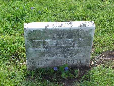 BROWN, ELIZA - Meigs County, Ohio | ELIZA BROWN - Ohio Gravestone Photos