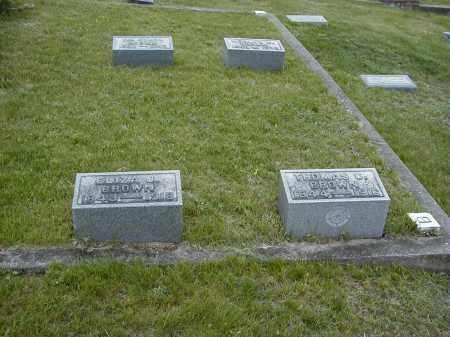 BROWN, THOMAS CONN - Meigs County, Ohio | THOMAS CONN BROWN - Ohio Gravestone Photos