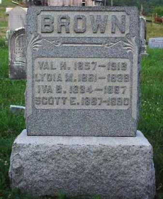 BROWN, SCOTT E. - Meigs County, Ohio | SCOTT E. BROWN - Ohio Gravestone Photos
