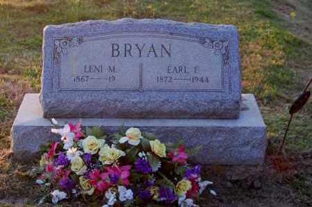 BRYAN, EARL F. - Meigs County, Ohio   EARL F. BRYAN - Ohio Gravestone Photos