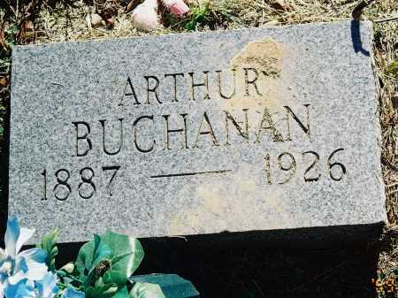 BUCHANAN, ARTHUR - Meigs County, Ohio   ARTHUR BUCHANAN - Ohio Gravestone Photos