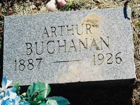 BUCHANAN, ARTHUR - Meigs County, Ohio | ARTHUR BUCHANAN - Ohio Gravestone Photos
