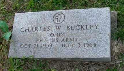 BUCKLEY, CHARLES W. - Meigs County, Ohio | CHARLES W. BUCKLEY - Ohio Gravestone Photos