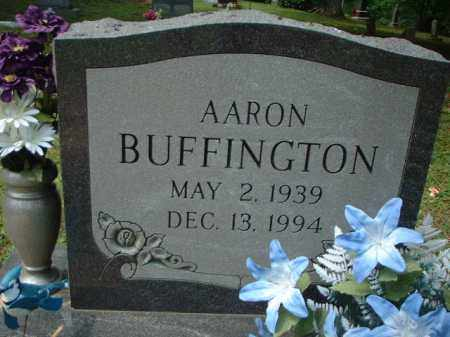 BUFFINGTON, AARON - Meigs County, Ohio | AARON BUFFINGTON - Ohio Gravestone Photos
