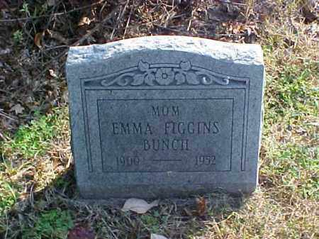 BUNCH, EMMA - Meigs County, Ohio | EMMA BUNCH - Ohio Gravestone Photos