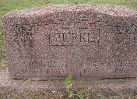 BURKE, BLANCHE - Meigs County, Ohio   BLANCHE BURKE - Ohio Gravestone Photos