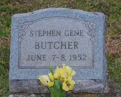 BUTCHER, STEPHEN GENE - Meigs County, Ohio   STEPHEN GENE BUTCHER - Ohio Gravestone Photos